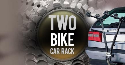 Two Bikes Car Rack