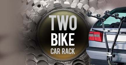 Two Bikes Car Rack
