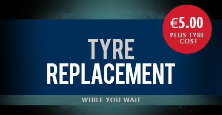 Bicycle Tyre Replacement