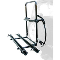 Peruzzo Brennero Spare Tyre Bicycle Car Rack - 2 Bike