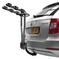 Peruzzo Arezzo Rear Mounted Bicycle Car Rack - 3 Bike_1