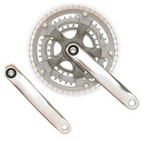 Raleigh Chainset 42/34/24 X 170MM Silver (5219)