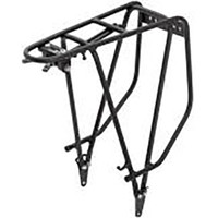 XLC 700C Alloy Bicycle Carrier Black  (5783)