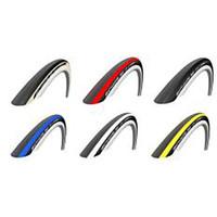 Lugano Red Strip Folded Tyre 700x23C (6160)