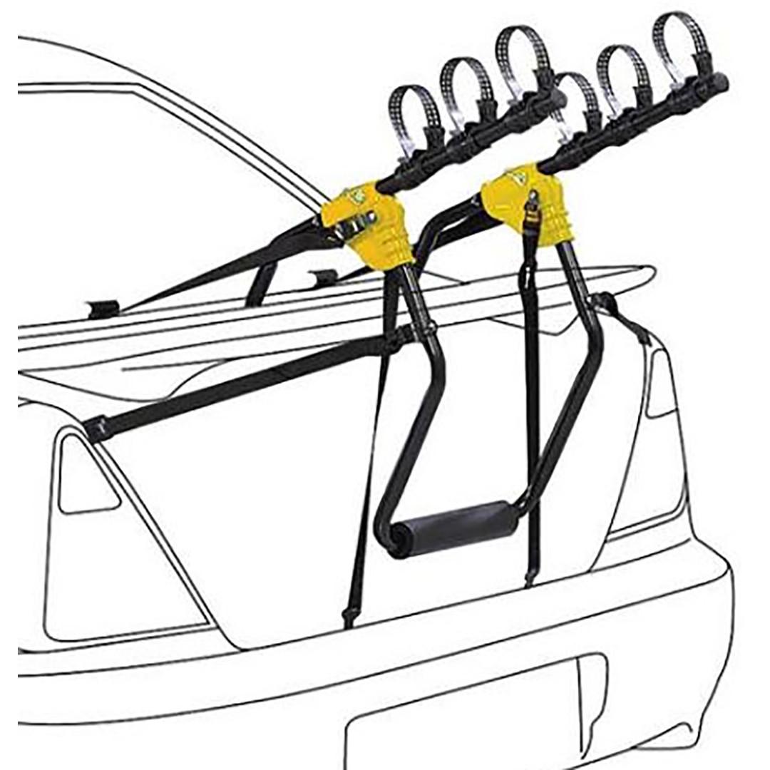 Saris Sentinel Rear Mounted Car Bicycle Rack - 3 Bike Rack_3
