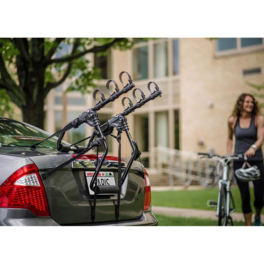 Saris Sentinel Rear Mounted Car Bicycle Rack - 3 Bike Rack_4