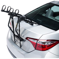 Saris Sentinel Rear Mounted Bicycle Rack - 2 Bike Rack_1