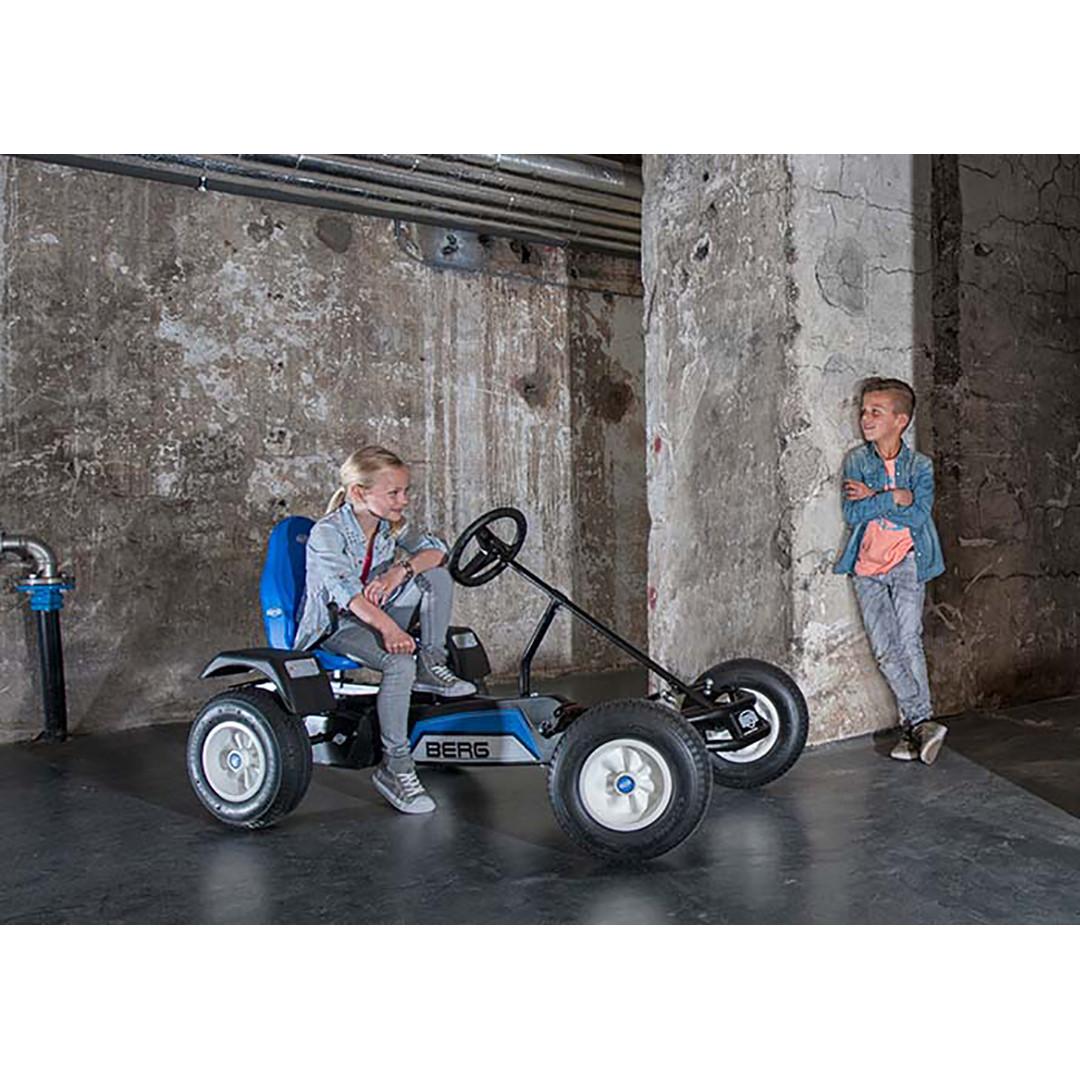 Berg Basic BFR Blue Pedal Go Kart_4