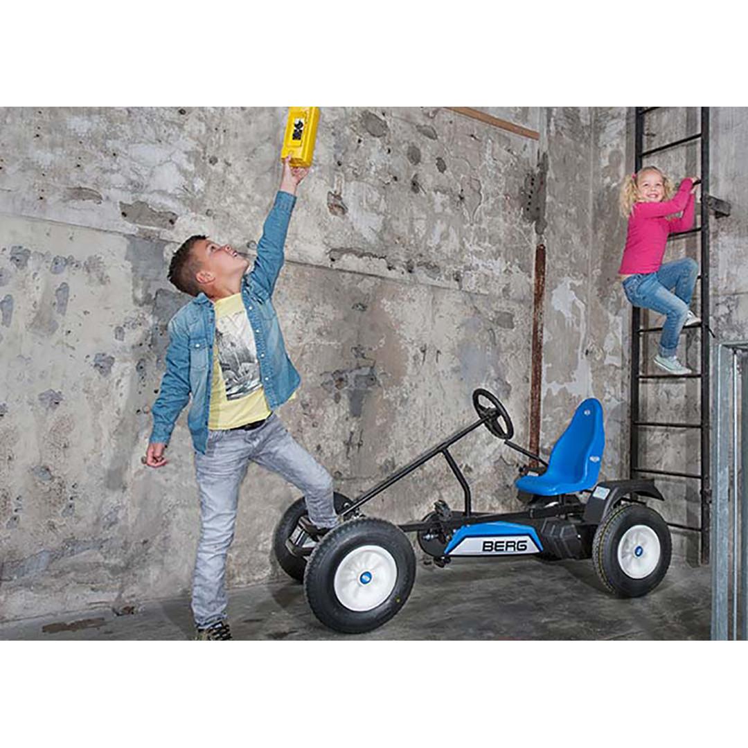 Berg Basic BFR Blue Pedal Go Kart_5