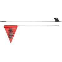 Berg Buddy Go Kart Flag + Fitting  (60016)