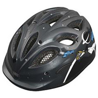 Abus Smiley Helmet: Space Police M-L 50-55cm (55776)