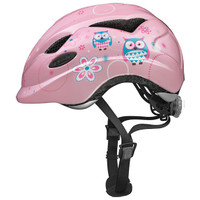 Abus Anuky Childs Helmet Pink