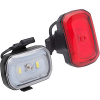 Blackburn Click USB Front & Rear Bicycle Light Set