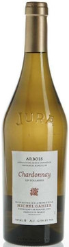 Chardonnay Les Follasses Arbois Michel Gahier ORGANIC