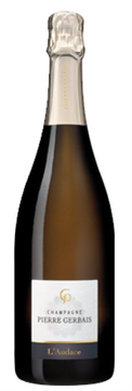Champagne Pierre Gerbais L'Audace ORGANIC