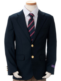 Boy's Navy Blazer