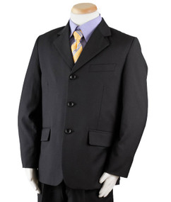 Boy's Navy 3 Piece Suit