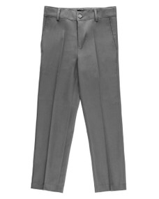 Armando Martillo Boy's Dress Pants - Light Gray