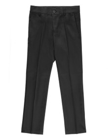 Armando Martillo Boy's Dress Pants Skinny Fit - Black