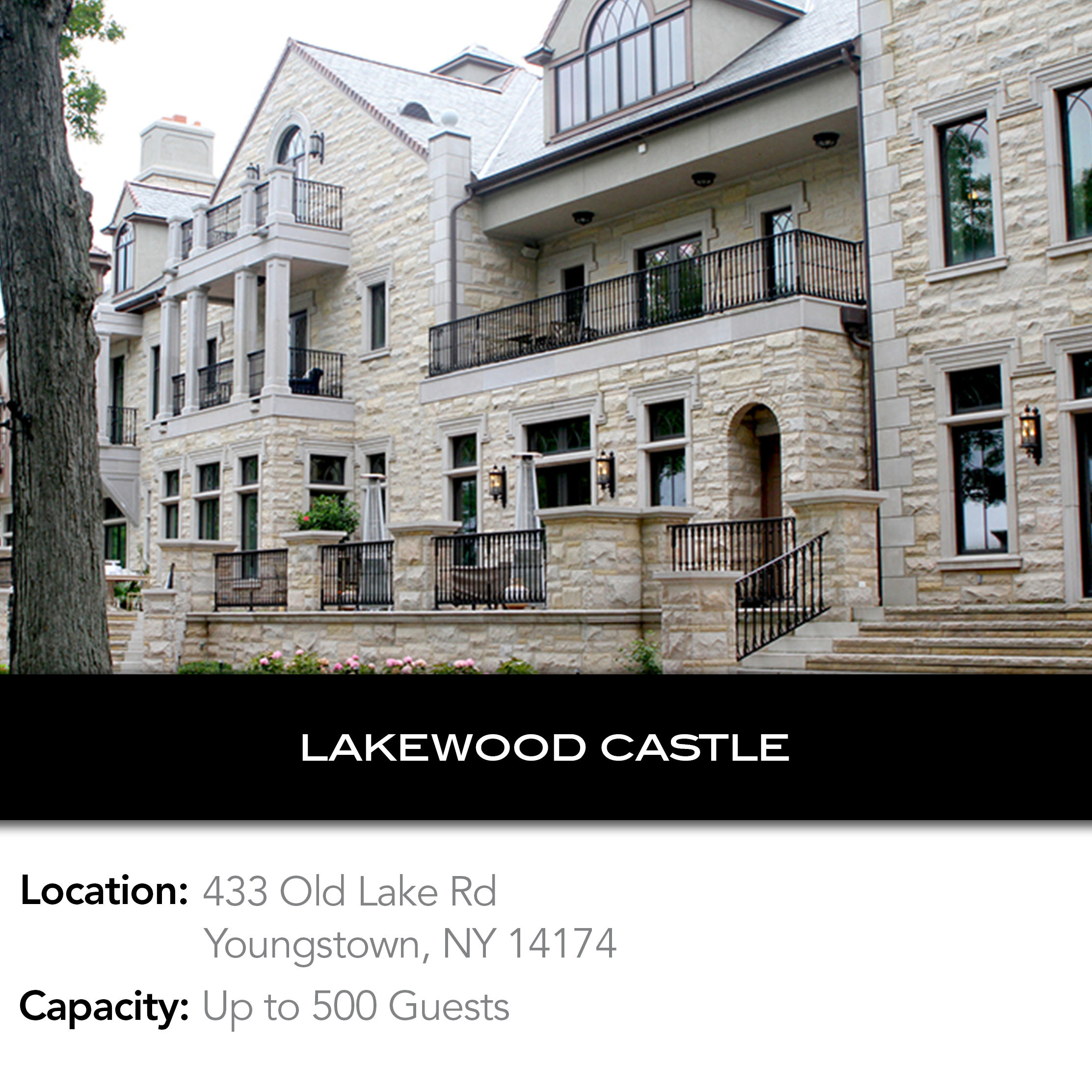 Lakewood Castle