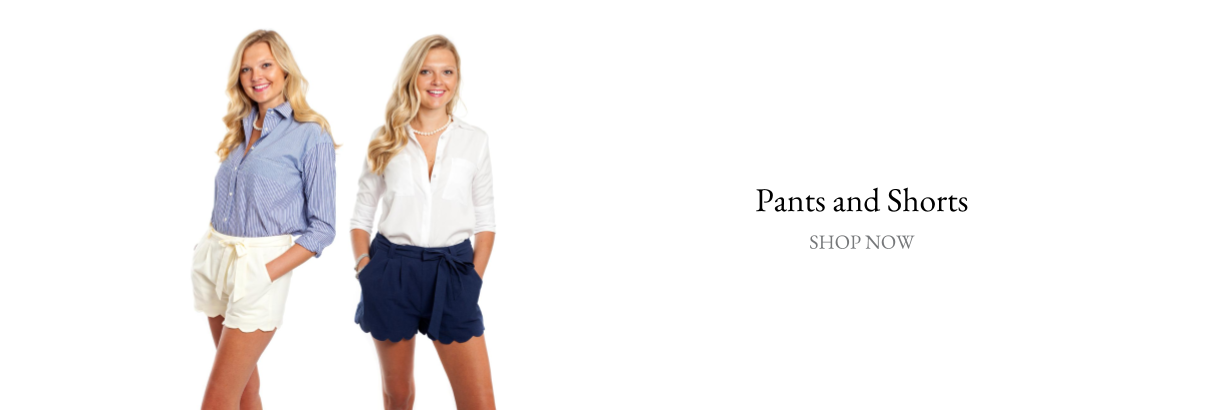pants and shorts for women