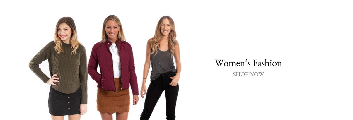 Womens Fashion Shop now