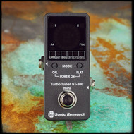 Sonic Research ST-300 Turbo Tuner Mini