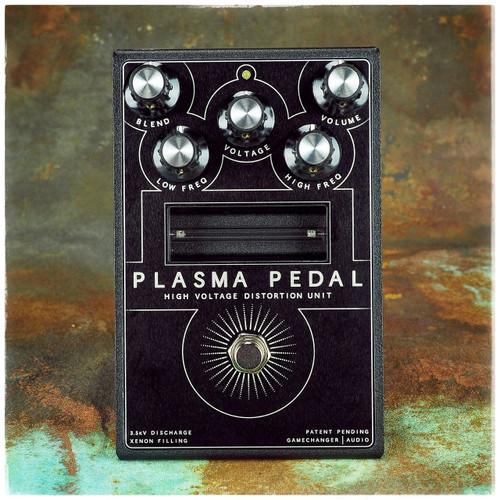 Gamechanger Audio Plasma Pedal High Voltage Distortion