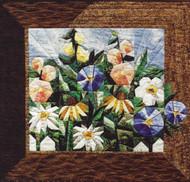 Millie's Garden Paper Piecing  Quilt