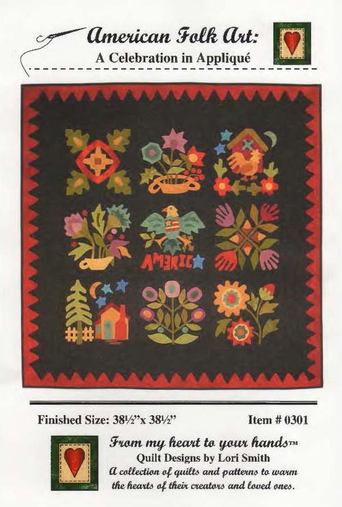 American Folk Art Front Cover