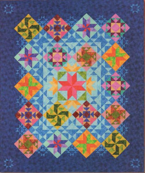 Splash Collection Quilt