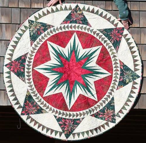 Christmas Tree Paper Piecing Patterns: Christmas Celebration Tree Skirts 2014 By Judy Niemeyer