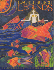 Laurel Burch Legends Front Cover