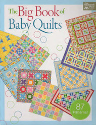 The Big Book of Baby Quilts Front Cover