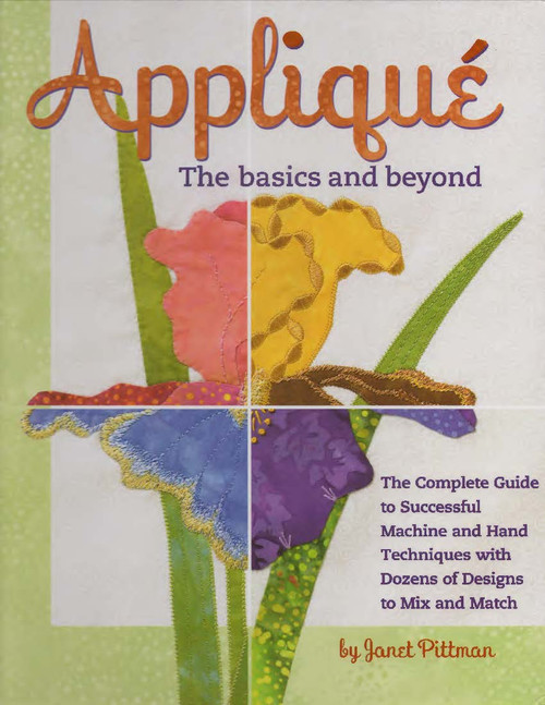 Applique the Basics and Beyond Front Cover