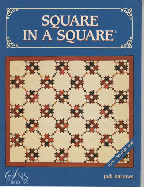 Square in a Square Book