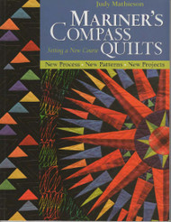 Mariner's Compass Quilts I Front Cover