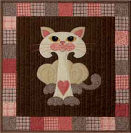 Mushkit Applique Block