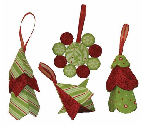 Bells & Bobbles Holiday Ornaments