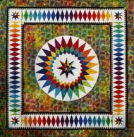 Summer Dream Foundation Paper Piecing Quilt