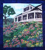 Wildflower Hill Picture Piecing Quilt