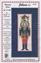 Johann The Nutcracker Foundation Paper Piecing Quilt Front Cover