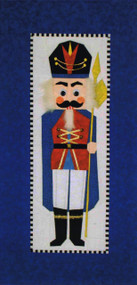 Leopold The Nutcracker Foundation Paper Piecing Quilt