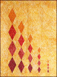 Radiance Foundation Paper Pieced Quilt