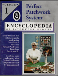 The Perfect Patchwork System Encyclopedia Vol. 1 Front Cover