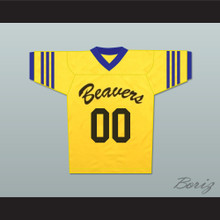 Derek Hale 00 Beacon Hills Beavers Lacrosse Jersey Throwback Teen Wolf
