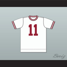 Chicago Mustangs Football Soccer Shirt Jersey White