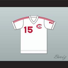 Connecticut Bicentennials Football Soccer Shirt Jersey White