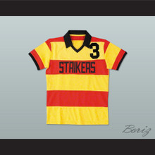 Fort Lauderdale Strikers Football Soccer Polo Shirt Jersey