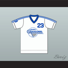 Las Vegas Quicksilvers Football Soccer Shirt Jersey White